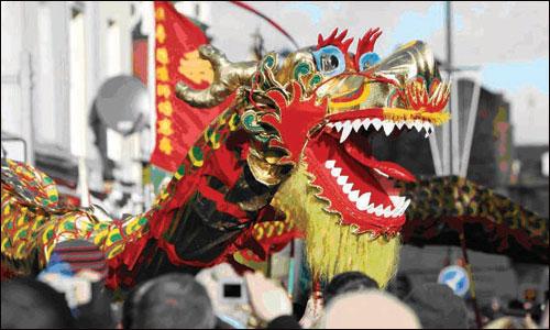 تعطیلات سال نو میلادی در چین
