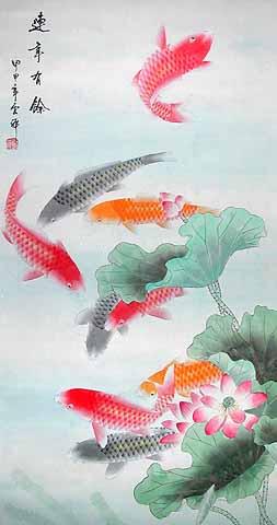 نقاشي با آبرنگ از ساختمان گالری نقاشی - China Radio International