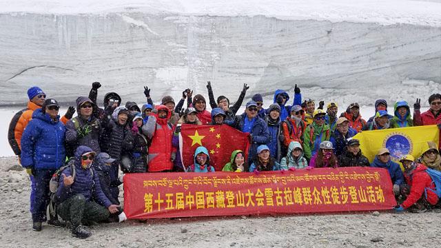 کوهنوردی تبت به نشان گردشگری بدل می شود